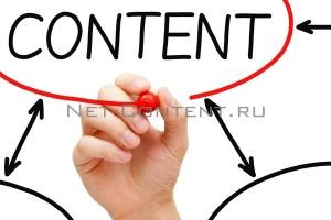Что такое контент сайта